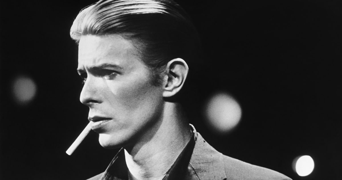 How David Bowie brought 'Thin White Duke' to life on 'Station to Stati...