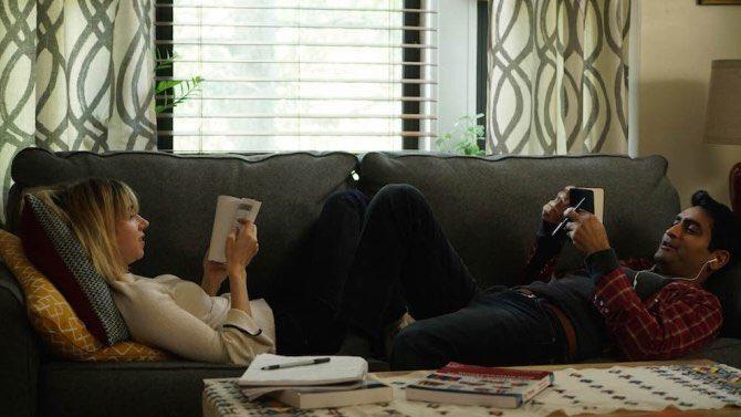 Sundance: The Big Sick brings Big Laughs to Park City.  https://t.co/o...