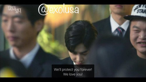 #UniverseOppa is trending N°6 in Korea for #SUHO&#39;s drama !! So let s support the move n trending worldwildely #TeamEXO #WeAreOne<br>http://pic.twitter.com/tMg1JfDMHG