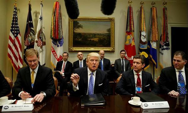 【トランプ大統領始動】米離脱署名へ 政府、TPP説得変えず 豪と電話首脳会談 sankei.com/…