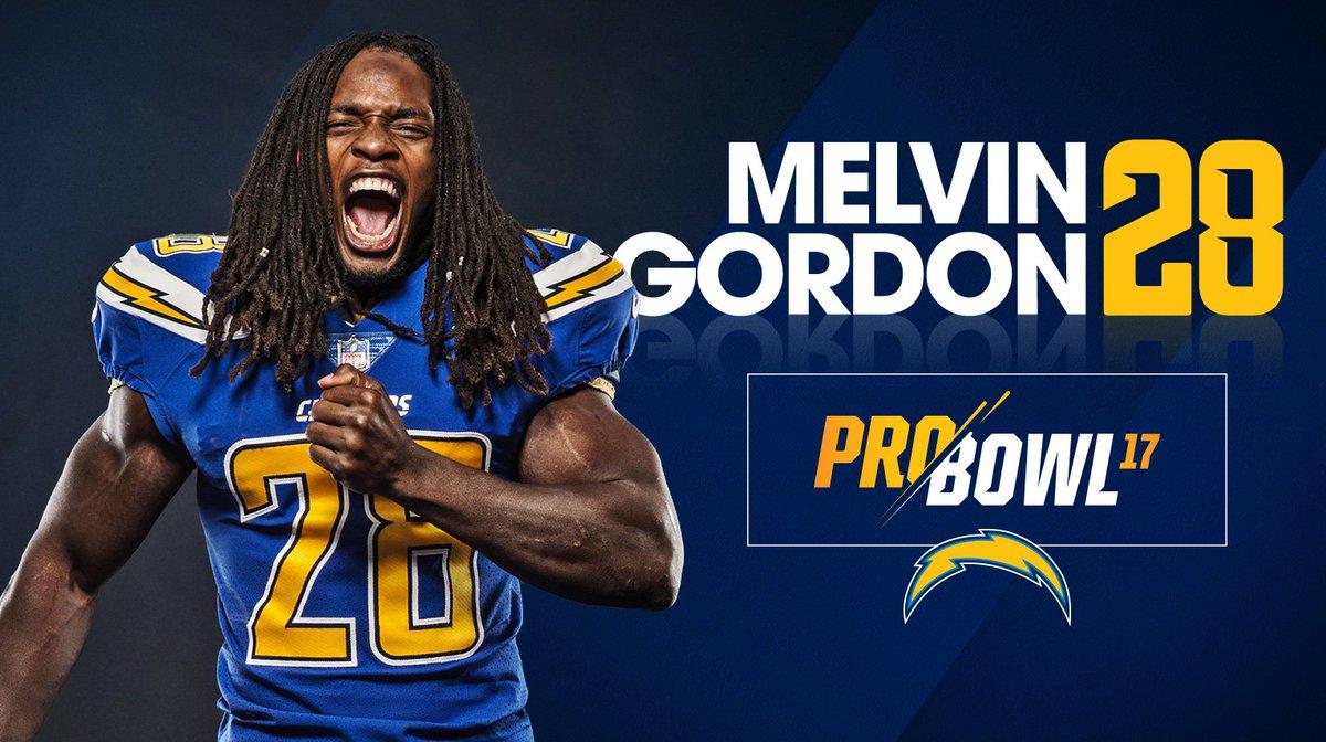 Congratulations, @Melvingordon25!   Melvin has been named to the 2017...