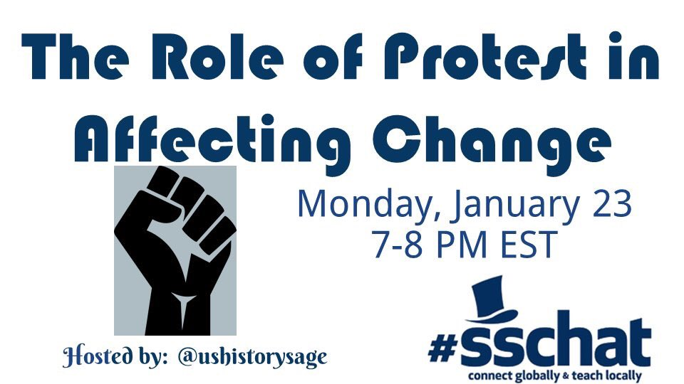 We will start in one minute! #sschat https://t.co/xbHC4nhCdC