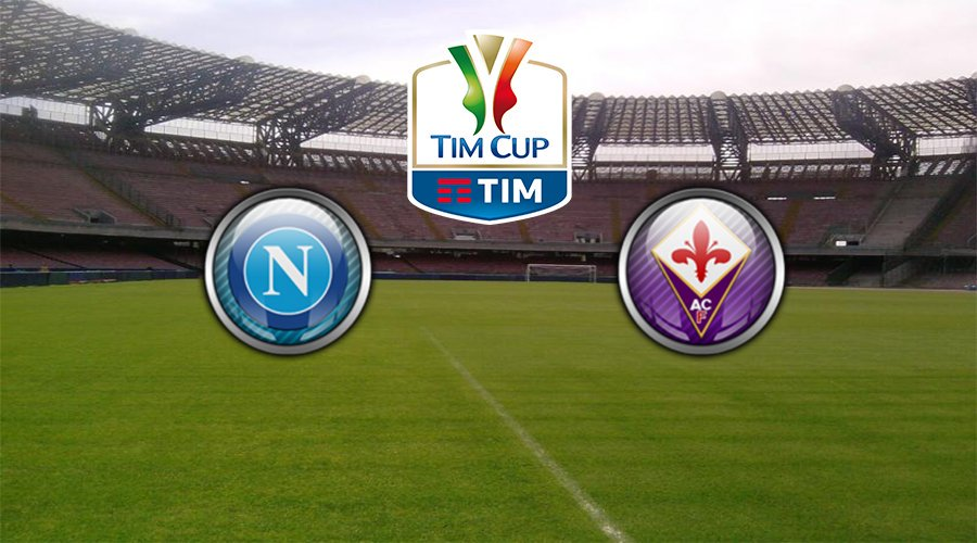 Rojadirecta NAPOLI FIORENTINA Coppa Italia Streaming Gratis RAI TV: vedere con Facebook Live e Video YouTube
