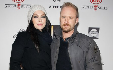 Congrats to Ben Foster and @LauraPrepon - they're expecting their firs...