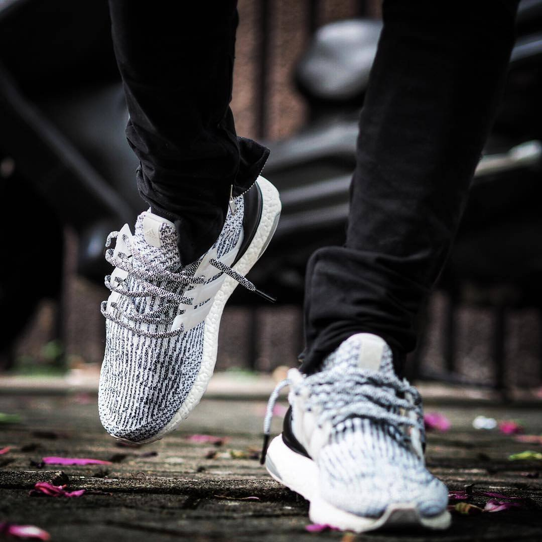 Adidas Ultra Boost 3.0 'OREO' - Sole Supremacy