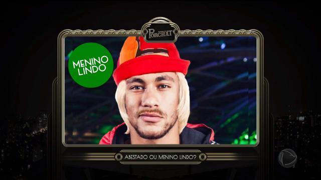 Selo Menino Lindo pro @neymarjr! 😂😂 #ProgramaDoPorchat https://t.co/h4...