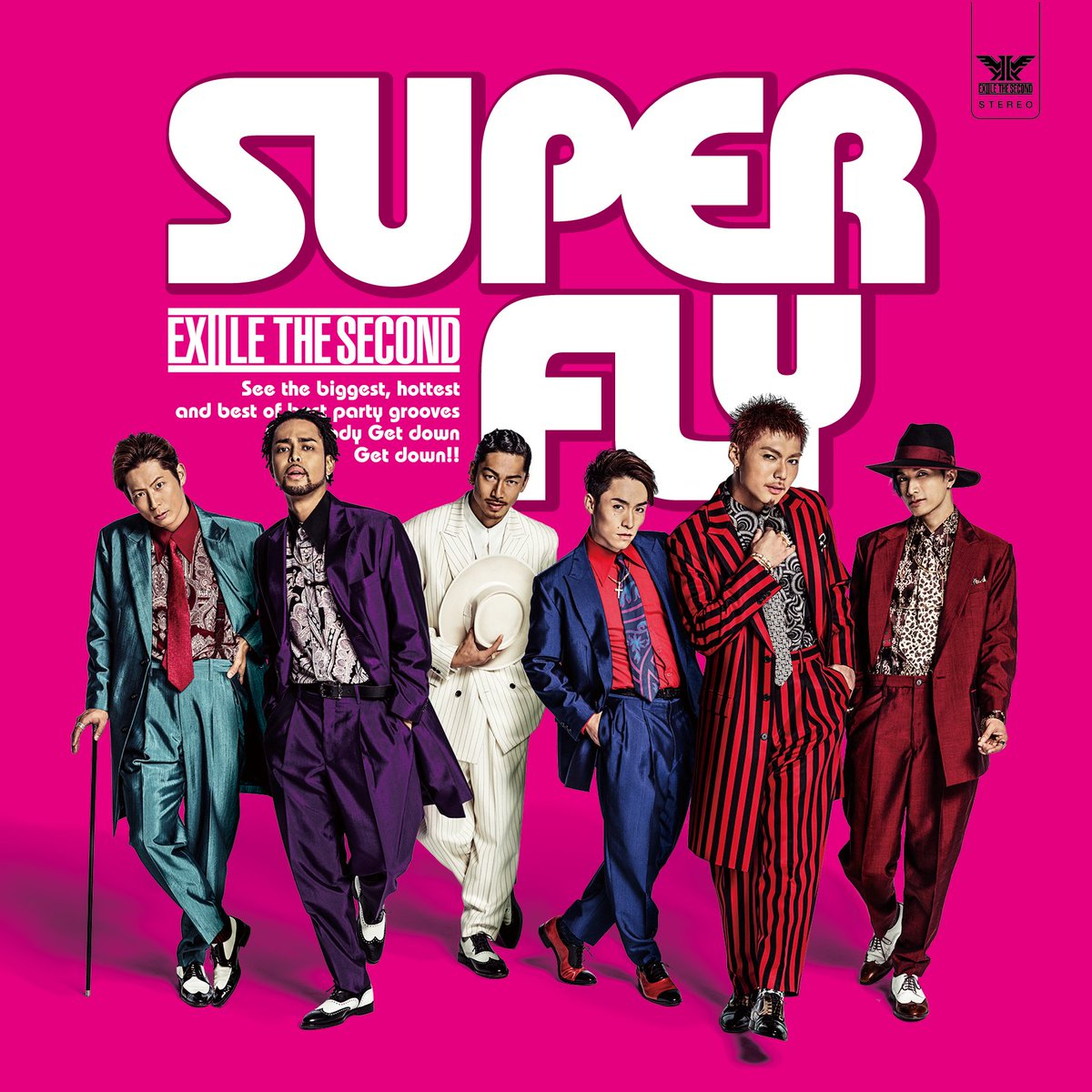 EXILE THE SECOND NEW SINGLE 「SUPER FLY」 2017.2.22 …