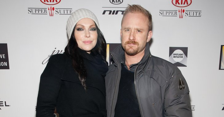 Laura Prepon and Ben Foster are expecting their first child: https://t...