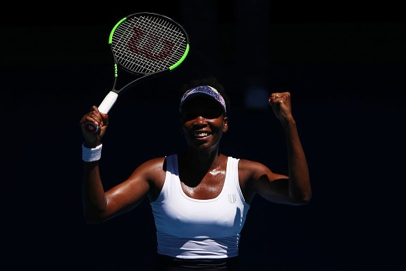 WOW. After *14* years, Venus Williams is back to the #AusOpen SFs. Fan...