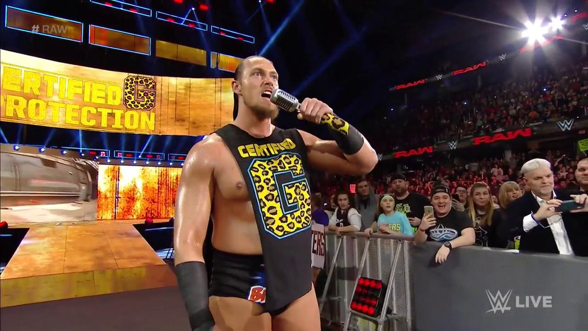 The #RoyalRumble match just got BIGGER as @BigCassWWE plans to throw 2...