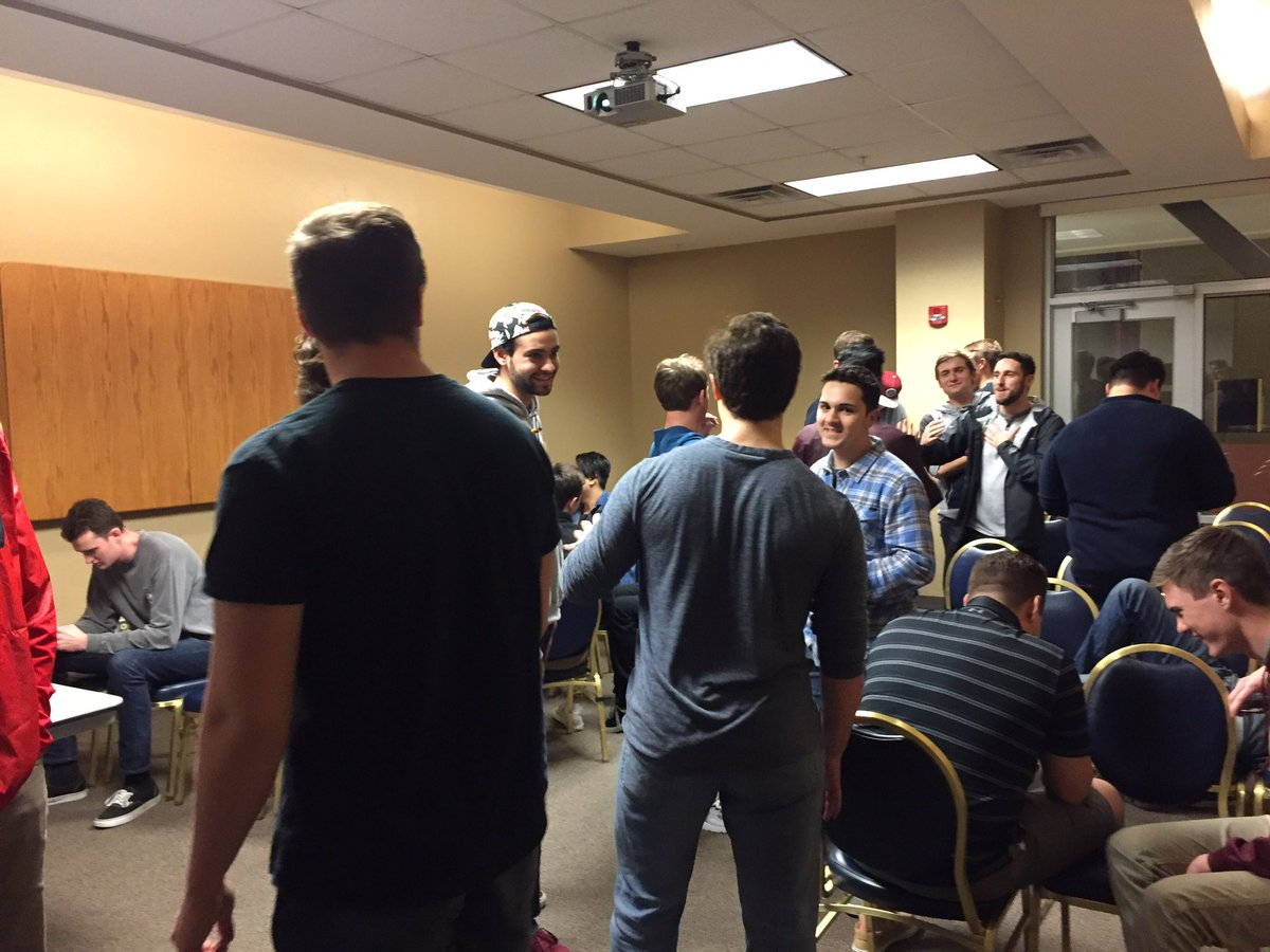 Sig Tau Arizona On Twitter The First Night Of Rush Was A Success