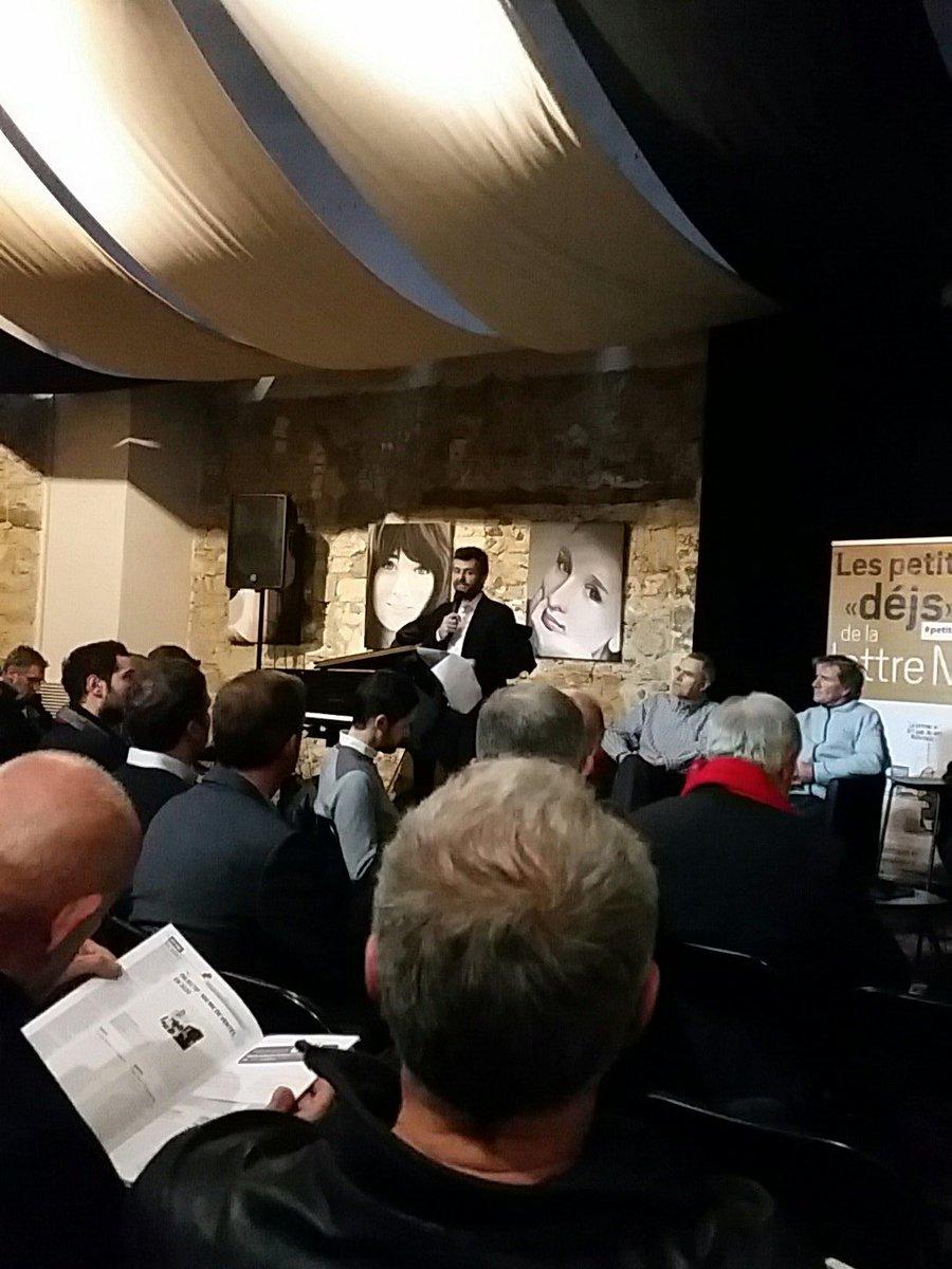 Conférence sur l&#39;économie du sport  #Entrepreneur #sport #petitdejM #Marketing #journéesportféminin<br>http://pic.twitter.com/LK9NIk02X9