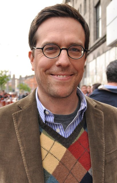 Happy birthday Ed Helms! American actor and comedian
