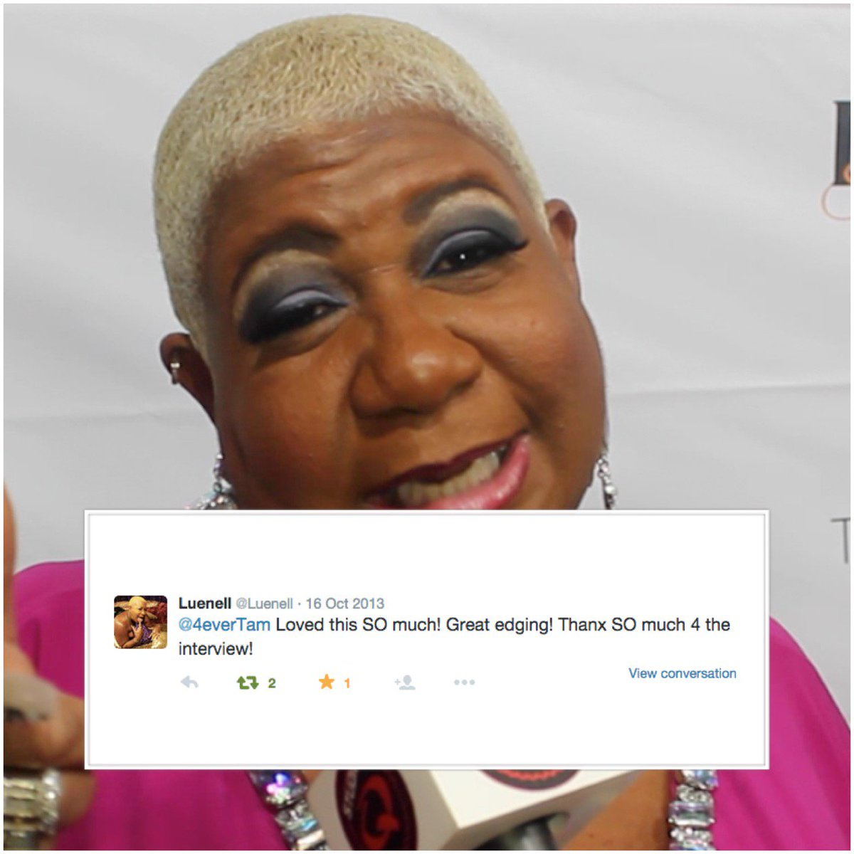 Luenell Tells of Being Molested; Calls Cosby's Rape Scandal 'Lies ...
