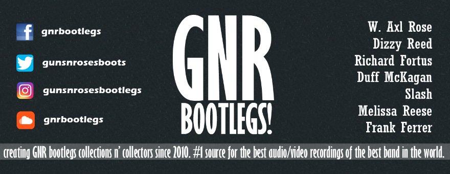 GN'R Bootlegs (@gunsnrosesboots) | Twitter