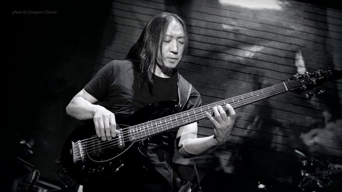 Happy birthday to our bass god !