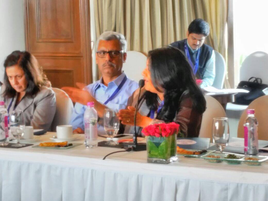 Paula Mariwala @seedfund : 'You cannot work alone, whether you are an entrepreneur or a philanthropist' #NoSilo #partnership @SeedfundIndia https://t.co/QVfcognsiE