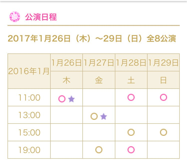舞台ライブミュージカル プリパラみ〜んなにとどけ! プリズム☆ボイス2017  遂に明後日に迫りまし…