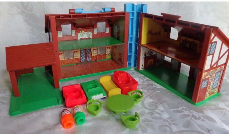 For old fisher price toys