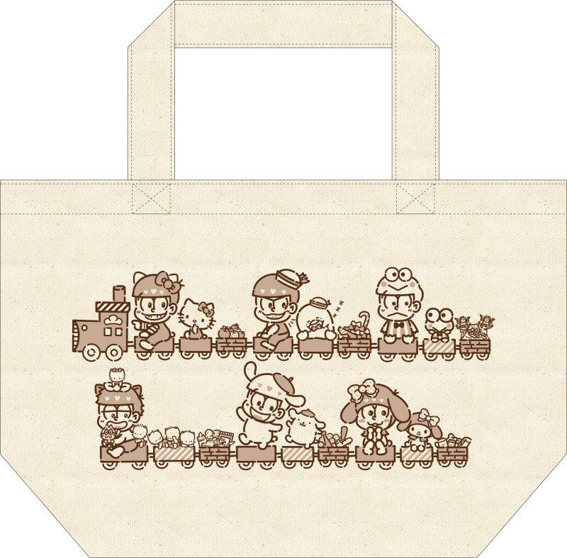 【PASH!+】おそ松さん×サンリオキャラクターズの期間限定ショップがオープン! ショップ限定グッズ…
