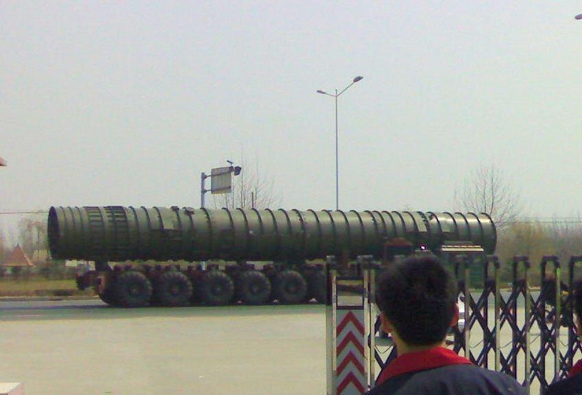 Китай разместил межконтинентальные баллистические ракеты на границе с РФ, - СМИ - Цензор.НЕТ 5938