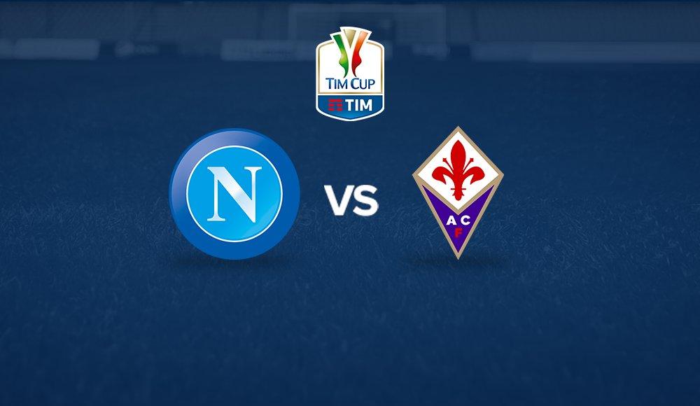 Vedere NAPOLI FIORENTINA Streaming Gratis Online: info Video Rojadirecta Diretta TV (Coppa Italia)