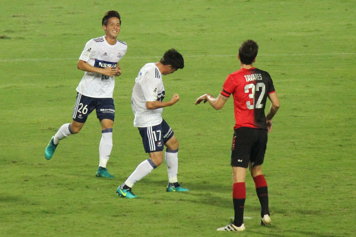 #Jリーグアジアチャレンジ vsバンコク・ユナイテッド  【前半20分】 横浜Fマリノス 1-0 バ…