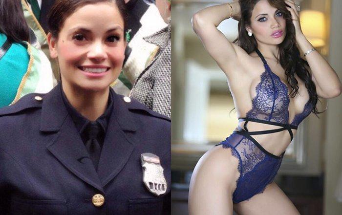Demi lovato policiere sexy 1 - 2 part 2
