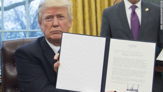 Executive orders: What President Trump can and can't do https://t.co/b...