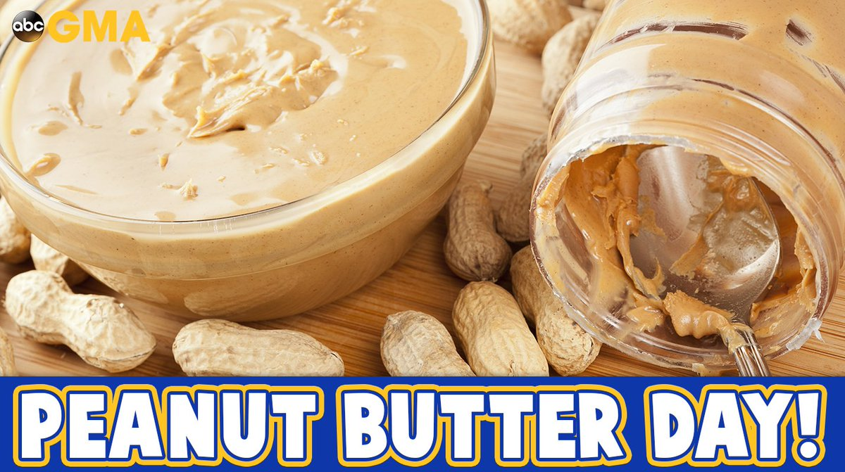 Happy #NationalPeanutButterDay! https://t.co/hi00X8rkq8