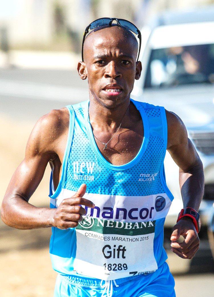 Comrades marathon on twitter 2015 comrades champion gift kelehe 130 am 24 jan 2017 negle Images