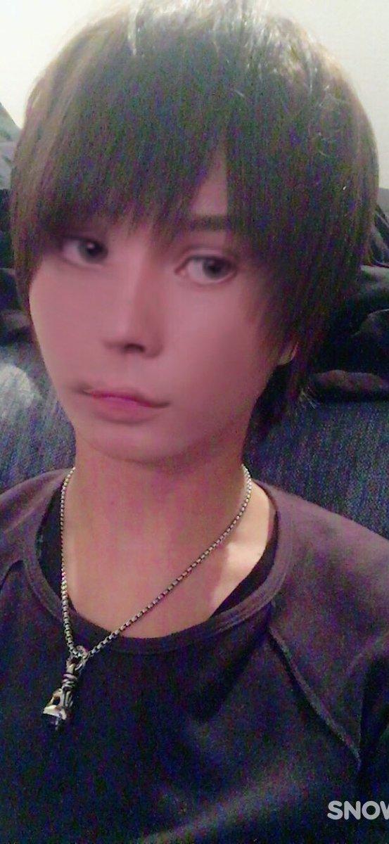 超イケメンの外国人モデルさんの画像見つけて、あ!スノーの顔交換で貼り付けてイケメンになったろwwww…
