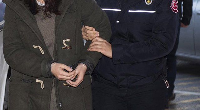 FETÖ üyeliğinden aranan kadın cezaevinde yakalandı https://t.co/DNBiKw...