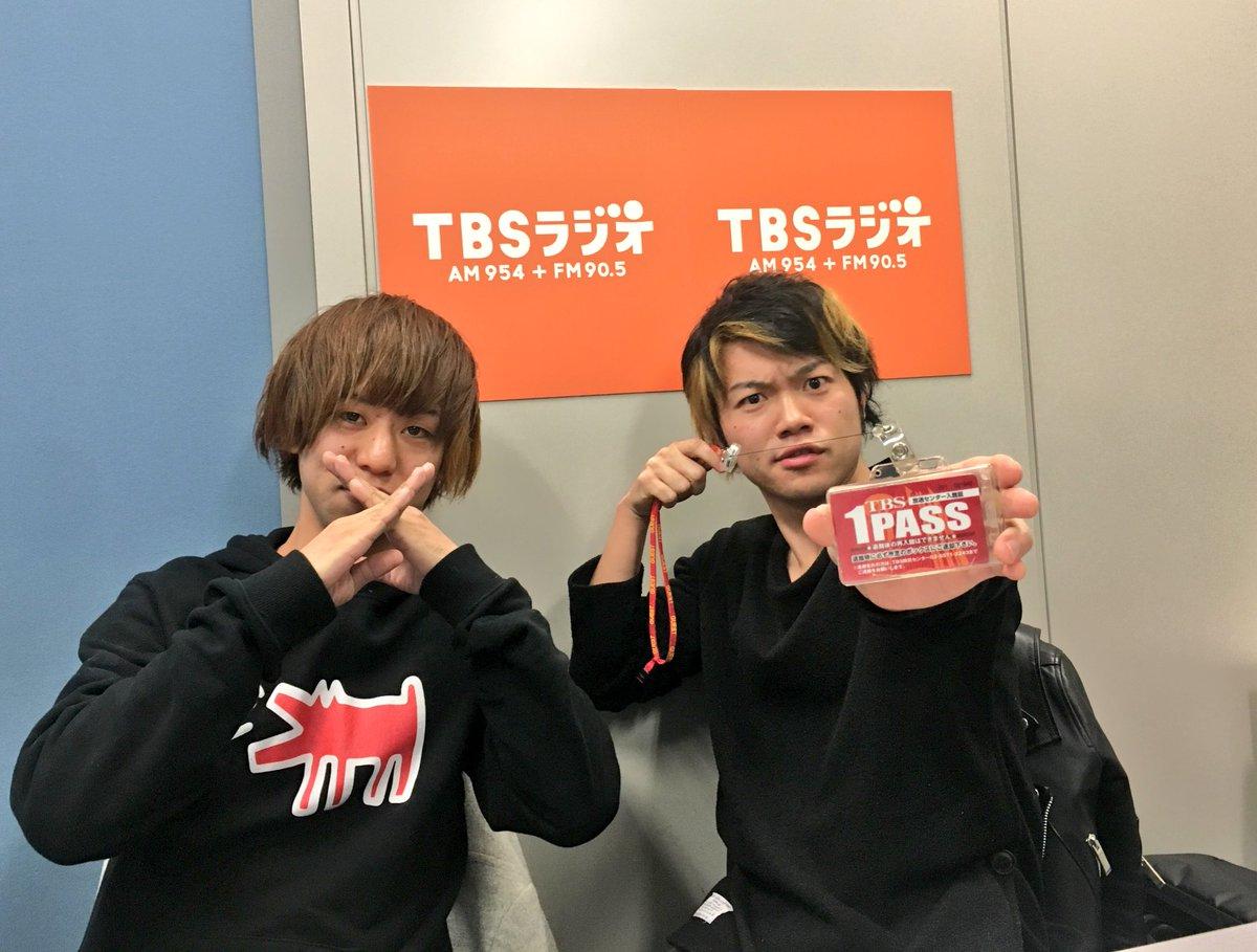 この後、生出演!! TBSラジオ「TOKYO JUKEBOX」 聴いてね〜\(^o^)/
