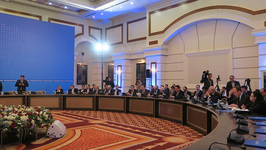 #Astana: #Turska, #Rusija i #Iran dogovorili trilateralni mehanizam nadzora poštivanja primirja u Siriji   http:// v.aa.com.tr/733706  &nbsp;   #Sirija<br>http://pic.twitter.com/WFqC4ggMfE
