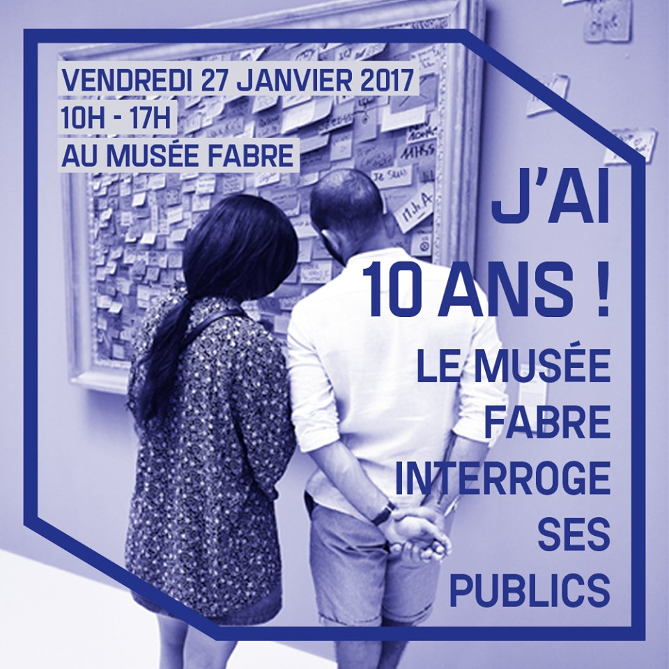 Réinventer le #musée à #montpellier c'est vendredi @museefabre @illusionmacadam @MakeSense https://t.co/ebKTQoWO8w @cultureveille @museomix https://t.co/wpQ5VryAmV