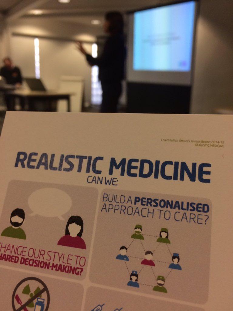 @CathCalderwood1 sharing captivating stories #realisticmedicine #creatingcare https://t.co/hnar67syvJ