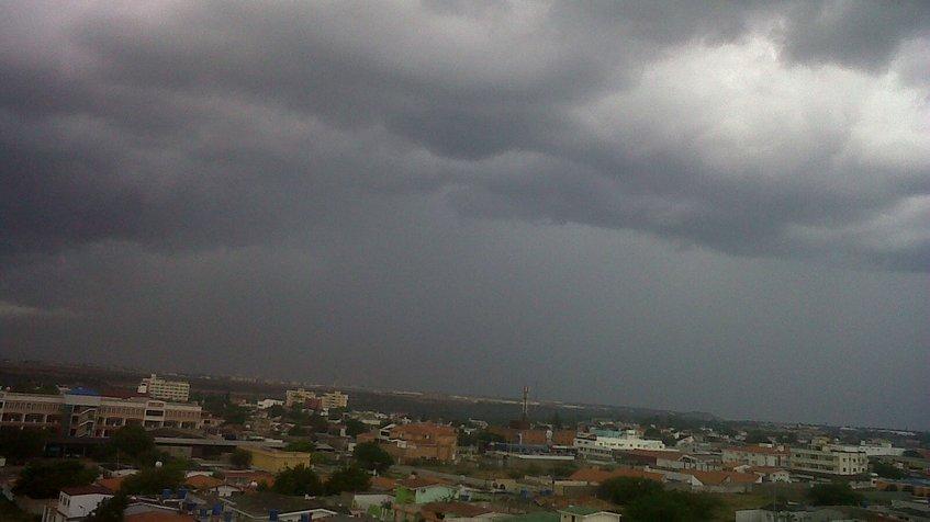#24Ene @INAMEH prevé nubosidad sin lluvias en gran parte del país http...