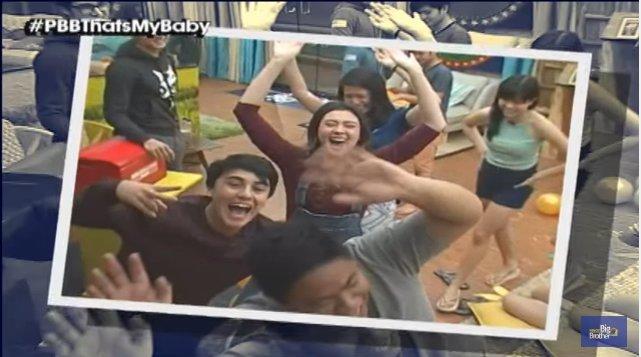Ayun na nga kase! Hahaha! Ang reaksyon ng mga housemates na nasa Bahay...