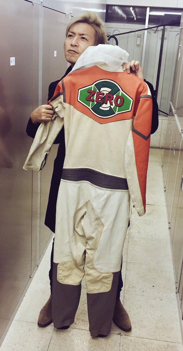 (´3`)oO(僕がS-GUTSに入る前に訓練を受けていた養成機関『ZERO』時代の隊服。20年が経…