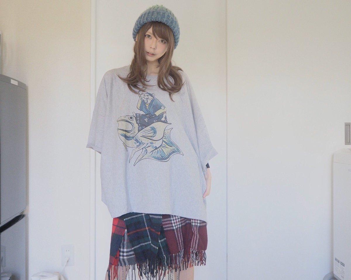 1000セット完全限定特装盤のTシャツ! 今回も男女兼用のフリーサイズだ(';') …