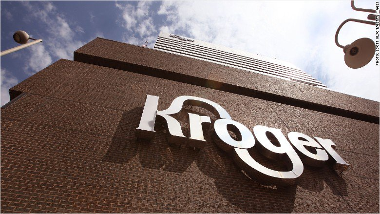 Grocery chain Kroger plans to hire 10,000 workers, after adding 12,000 jobs last year