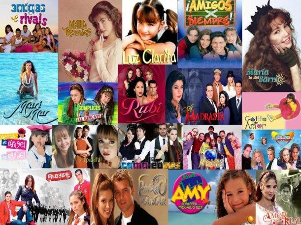 [Nos TT''s] #NãoConfioEmPessoasQ... não gostam de novelas mexicanas !!...