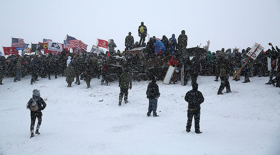 Dakota pipeline will be 'subject to terms and conditions negotiated by...
