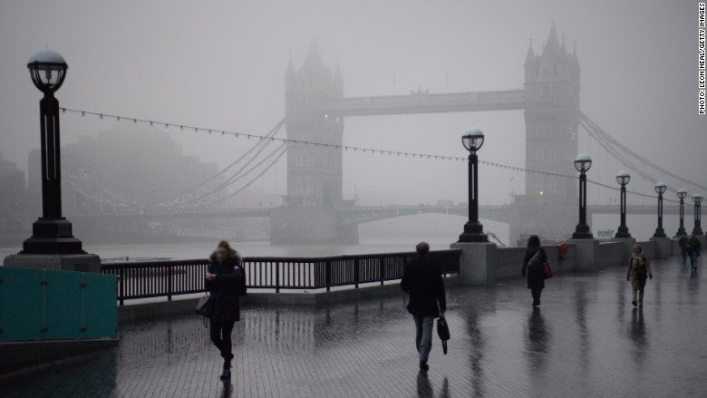 This is what London is doing about its pollution problem