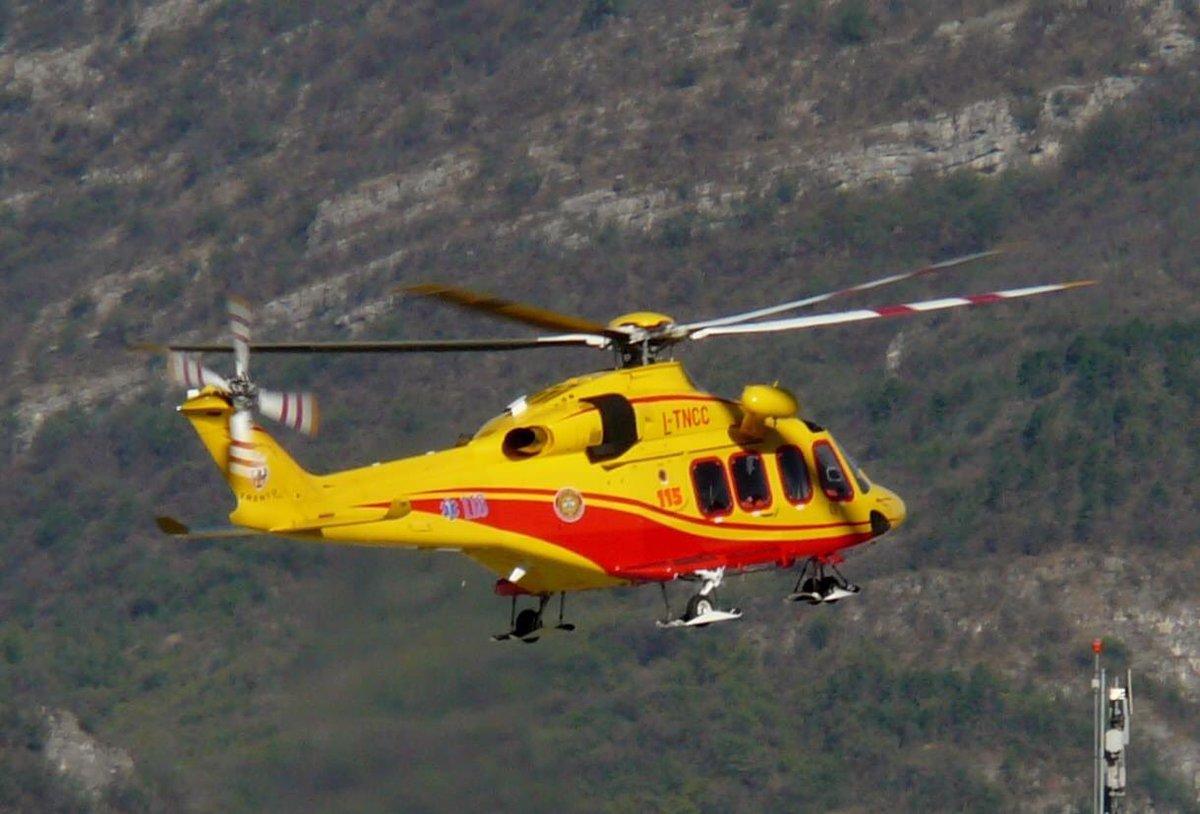 Elicottero 118 : Elicottero verona emergenza croce bianca verona