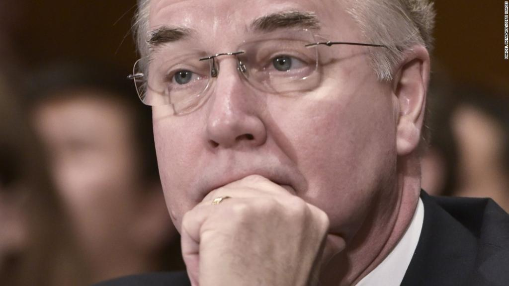 HHS nominee Tom Price is back in the spotlight for a second round of g...
