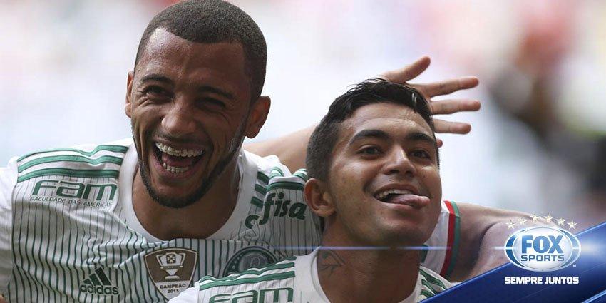 Por Seleção, Vitor Hugo e Dudu desfalcam treinos do #Palmeiras: https:...