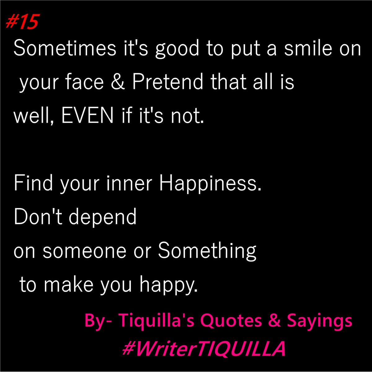 Saying Quotes T's Quotes & Sayings Writertiquilla  Twitter