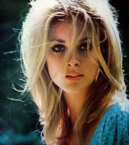 Happy birthday to the Queen of Hearts Sharon Tate!